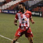 Seis goles en tres juegos: Juan Barrera sobrado en el futbol nicaragüense