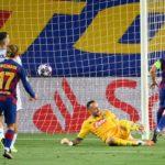 Messi frota la lámpara y Barsa festeja rumbo a Lisboa