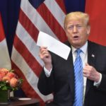 Trump dice que Hong Kong «nunca tendrá éxito» bajo control de China