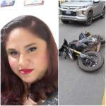 Mujer es víctima de un accidente en el departamento de Rivas