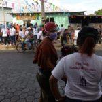 Promesantes autoconvocados peregrinan hacia Las Sierritas, pese a recomendaciones en medio de pandemia