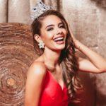 El mensaje de despedida de Inés López antes de entregar su corona