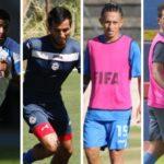 Cuatro jugadores referentes del futbol nicaragüense describen cómo debe ser el próximo director técnico