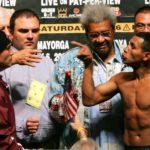 Las bolsas de Ricardo Mayorga: Superó los ocho millones de dólares a lo largo de su carrera