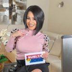 """«La Venenosa», Carolina Sandoval, """"suelta la sopa"""" sobre su despido del programa de Telemundo"""