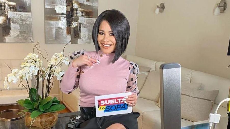 La Venenosa Carolina Sandoval Suelta La Sopa Sobre Su Despido Del Programa De Telemundo