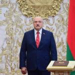 Estados Unidos no reconoce a Alexander Lukashenko como presidente legítimo de Bielorrusia