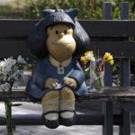10 frases pare recordar a Quino, el creador de Mafalda