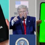 El gobierno de Trump prohíbe descargar las apps chinas TikTok y WeChat en EE.UU. a partir del domingo