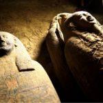Sarcófagos de Egipto: el extraordinario descubrimiento de 27 ataúdes enterrados hace 2.500 años