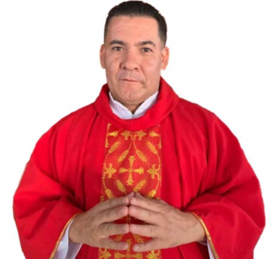 Padre colombiano Luis Arilio Carrillo. LA PRENSA / CORTESÍA