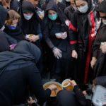 Irán registra récord de contagios diarios de coronavirus