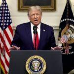 Trump pide que «se responsabilice» a China por dejar que el coronavirus «infecte al mundo»