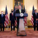 EE.UU. anuncia sanciones contra Irán que incluyen a Nicolás Maduro
