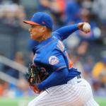 Erasmo Ramírez poncha a Ronald Acuña y Freddie Freeman para alargar gran momento con los Mets