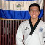 El mejor taekwondista nicaragüense logra su octava medalla internacional de 2020