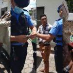 Policía retiene a miembros de la UNAB en Chinandega, entre ellos al dirigente opositor Félix Maradiaga