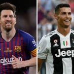 ¡Inexplicable! Messi y Cristiano Ronaldo quedan fuera del premio al Jugador del Año de la UEFA