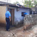 Encuentran a mujer muerta dentro de una casa en barrio de Managua
