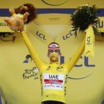 Tadej Pogacar vuela en la penúltima etapa y es ganador virtual del Tour