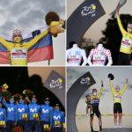 Tadej Pogacar, el prodigio esloveno, se corona en el Tour de Francia