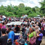 Dan último adiós a embarazada que fue asesinada en San José de Bocay, Jinotega