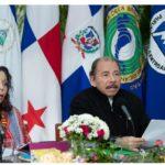 Daniel Ortega mencionó 15 veces la palabra guerra en una conferencia sobre el Covid-19