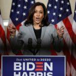 Kamala Harris advierte que el desequilibrio en el Supremo podría afectar el sistema sanitario