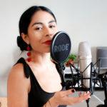 Cantante nicaragüense representa al país en el Festival Internacional de la Canción de Punta del Este 2020