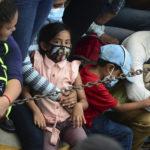 Galería | La caravana de hondureños que se dirige hacia Estados Unidos