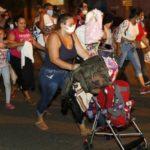 Miles de hondureños inician caravana rumbo a EE.UU. en medio de la pandemia