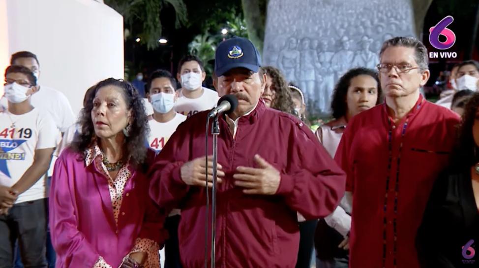 Presidencia, reforma al Presupuesto 2020, Nicaragua, Daniel Ortega, huracanes, pandemia
