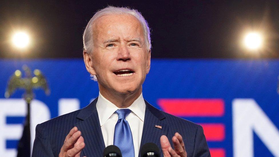 Papa Francisco felicita en una llamada a Joe Biden por su victoria en las elecciones en EE.UU.
