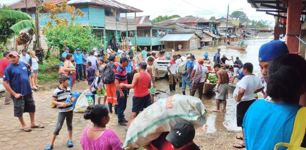 EE.UU. brindará ayuda humanitaria a Honduras y Guatemala por desastres causados por Eta