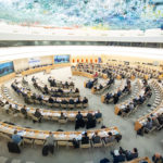 Discurso del gobierno en Ginebra: «Nicaragua ha enfrentado la codicia indecente de Estados Unidos y Europa»
