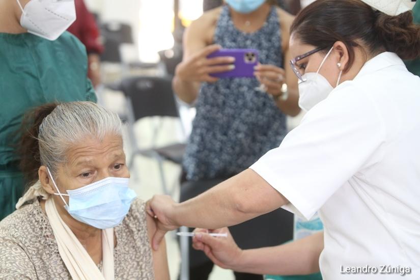 Hoy inicia la segunda fase de vacunación contra el Covid-19 en Nicaragua. Este es el calendario