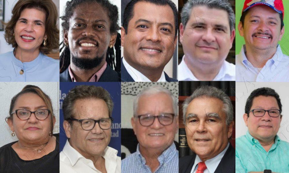 Precandidatos valoran inscribirse o no en Alianza Ciudadanos por la Libertad