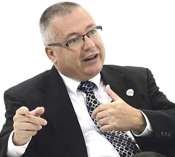 Analista internacional Carlos Murillo Zamora. LA PRENSA / CORTESÍA