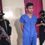 Prisión preventiva para hombre que mató a su tío de 19 machetazos en Estelí
