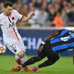 Noche de «Brujas» en el debut de Messi en Champions League