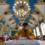 Último día de legislativas en Rusia con la oposición suprimida
