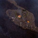 Volcán de La Palma: la «casa milagrosa» que escapó de la lava en las islas Canarias