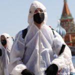 Rusia registra récord de muertes diarias por covid-19