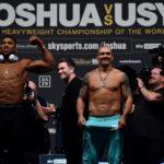 Anthony Joshua obligado a domar al «Gato» Usyk para después enfrentar a Tyson Fury