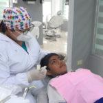 Estudiantes de Odontología UAM regalan nueva sonrisa a José