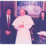 Ortega ha tenido a cinco representantes diplomáticos en el Vaticano desde 2017. Estos han sido