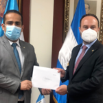 Ortega remueve a embajador en Guatemala y nombra a Valdrack Jaentschke como ministro consejero en ese país