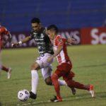 Una versión minúscula del Real Estelí se salva de la goleada ante el Marathón en San Pedro Sula