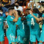 La remontada del Madrid que lo mantiene líder de la liga española
