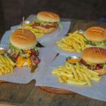 Los tres mejores lugares para comer hamburguesas